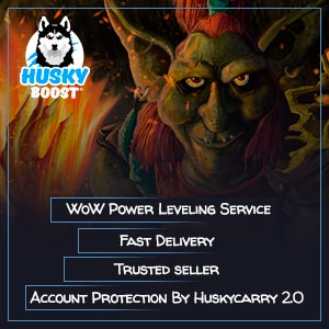 WoW Power Leveling Service Eu & US