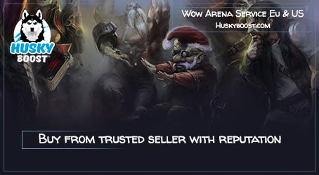Wow Arena Boost Service Eu & US: