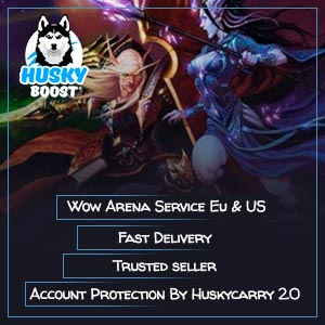 Wow Arena Boost Service Eu & US
