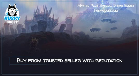 Mythic Plus Special Items Boost