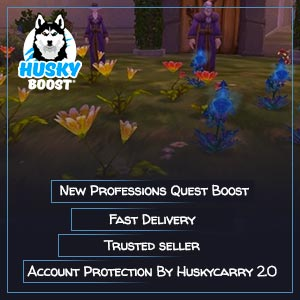 New Profession Quest Boost Image