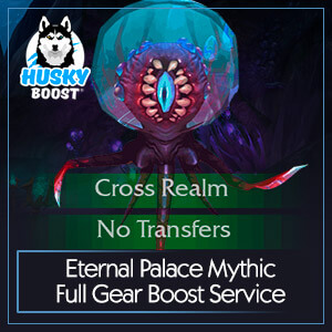 Eternal Palace Mythic Full Gear Boost
