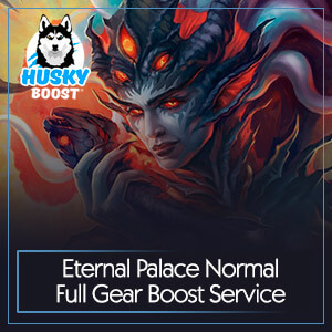 Eternal Palace Normal Full Gear Boost