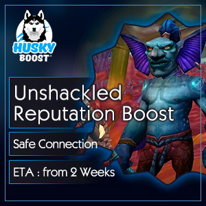 Buy Unshackled Reputation Boost