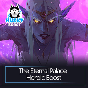 WoW Eternal Palace Heroic Boost