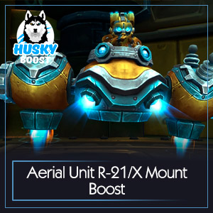 Aerial Unit R-21/X Mount Boost