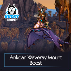 Ankoan Waveray Mount Boost
