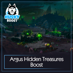 Argus Hidden Treasures Boost
