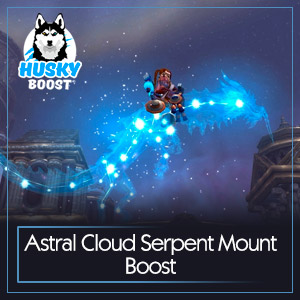 Astral Cloud Serpent Mount Boost