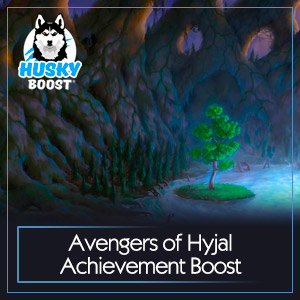 Avengers of Hyjal Achievement Boost