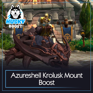 Azureshell Krolusk Mount Boost