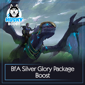 BfA Silver Glory Package Boost