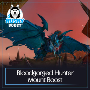 Bloodgorged Hunter Mount Boost