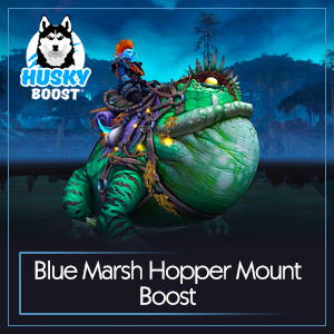 Blue Marsh Hopper Mount Boost