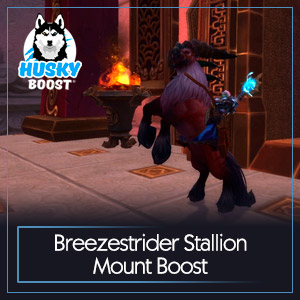 Breezestrider Stallion Mount Boost