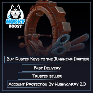 Buy Rusted Keys to the Junkheap Drifter Image