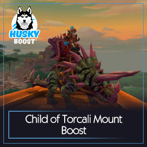 Child of Torcali Mount Boost