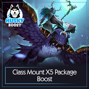 Class Mount X5 Package Boost