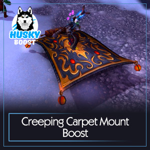 Creeping Carpet Mount Boost Image
