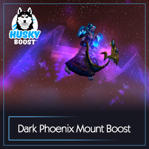Dark Phoenix Mount Boost