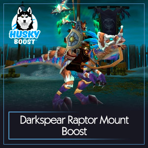 Darkspear Raptor Mount Boost