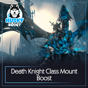 Death Knight Class Mount Boost