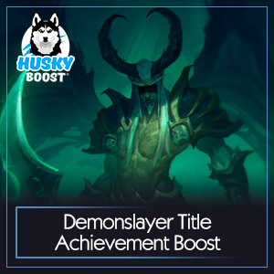 Demonslayer Title Achievement Boost