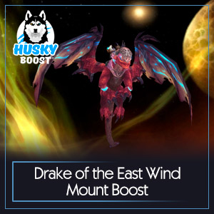 Drake of the East Wind Mount Boost