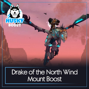 Drake of the North Wind Mount Boost