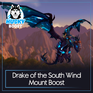 Drake of the South Wind Mount Boost
