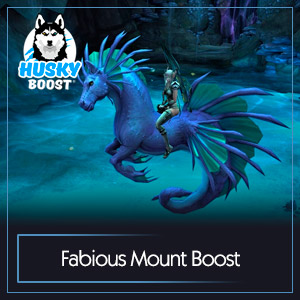 Fabious Mount Boost