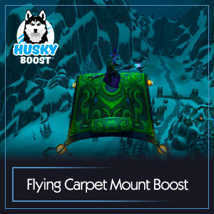 Flying Carpet Mount Boost