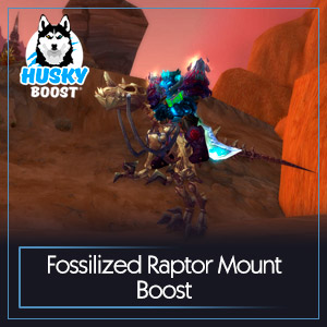 Fossilized Raptor Mount Boost