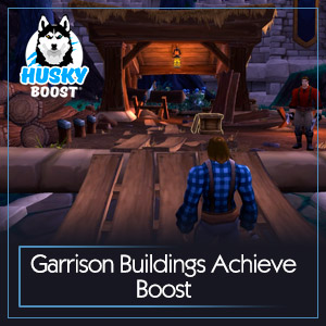 Garrison Buildings Achieve Boost