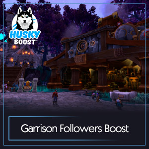 Garrison Followers Boost