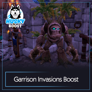 Garrison Invasions Boost