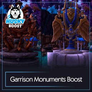 Garrison Monuments Boost