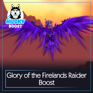 Glory of the Firelands Raider Boost