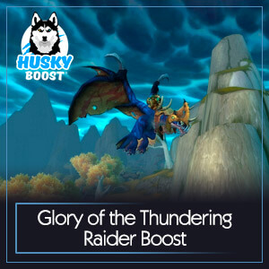 Glory of the Thundering Raider Boost