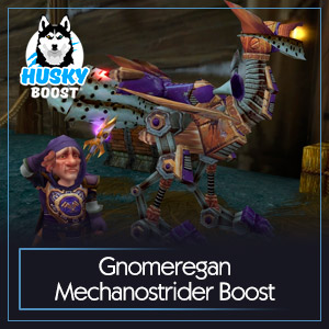 Gnomeregan Mechanostrider Boost