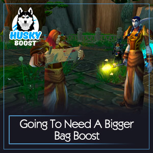 Going To Need A Bigger Bag Boost