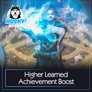 Higher Learned Achievement Boost