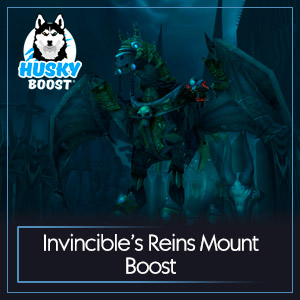 Invincible's Reins Mount Boost