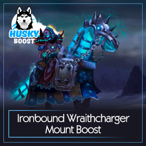 Ironbound Wraithcharger Mount Boost