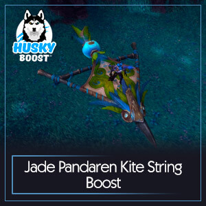 Jade Pandaren Kite String Boost