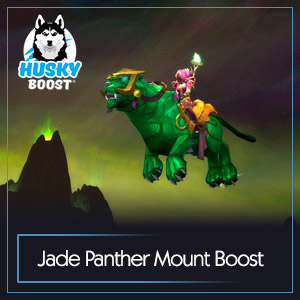 Jade Panther Mount Boost