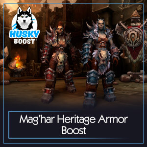Mag'har Heritage Armor Boost
