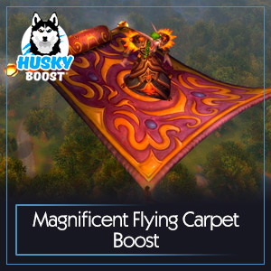 Magnificent Flying Carpet Boost