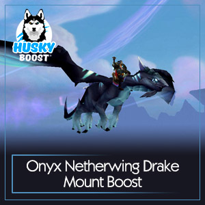 Onyx Netherwing Drake Mount Boost: Buy Now - Huskyboost.com