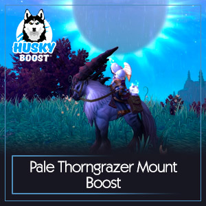 Pale Thorngrazer Mount Boost